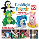 71qdW8RcWPL. SL160  Flashlight Friends   The Huggable Loveable Childs Flash Light Penguin   Just $9.99!