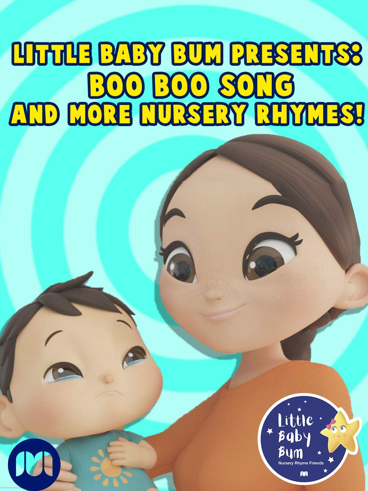 Watch Little Baby Bum Presents: Boo Boo Song and More Nursery Rhymes! on Amazon Prime Instant Video UK