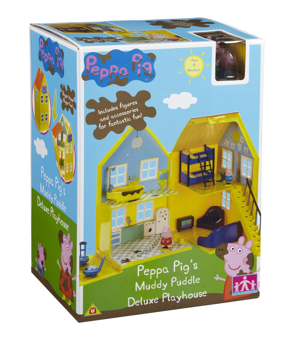 Peppa pig la maison de vacances age de 3 ans ge indicatif peppa pig