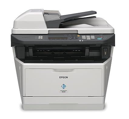 Epson AcuLaser MX20DN Photocopieuse / imprimante / scanner Noir et blanc laser copie (jusqu'à) : 28 ppm impression (jusqu'à) : 28 ppm 300 feuilles Hi-Speed USB, 10/100 Base-TX, hôte USB