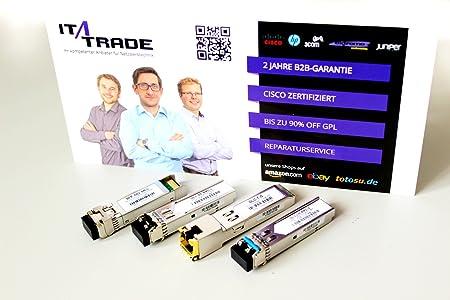 Cisco GLC 1000Base-LH SMD de c Transceiver Module