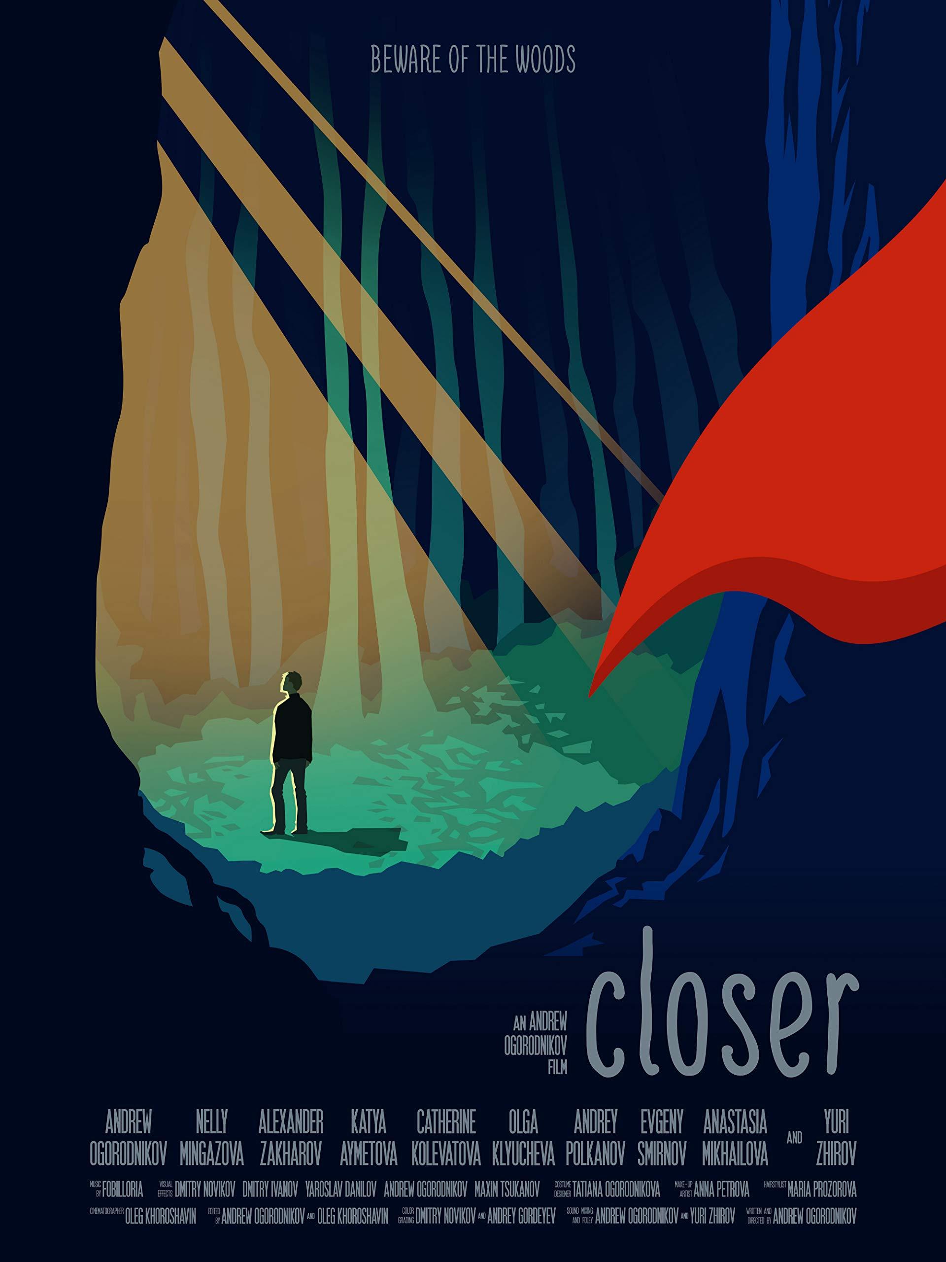 CLOSER on Amazon Prime Video UK