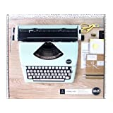 Typecast Retro Typewriter by We R Memory Keepers | Mint (Color: Mint)