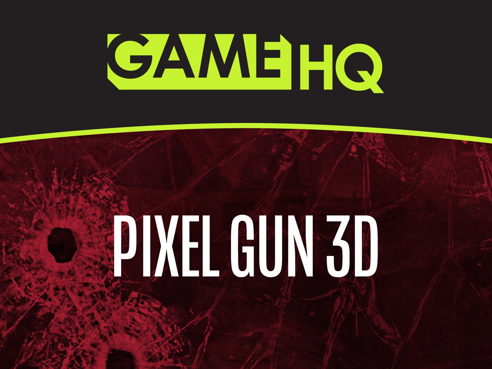 GameHQ: Pixel Gun 3D on Amazon Prime Instant Video UK