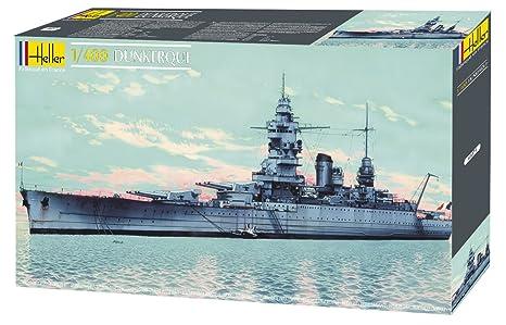 Heller - 81073 - Maquette - Dunkerque - Echelle 1/400