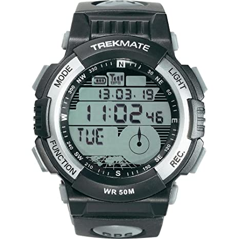 Montre GPS outdoor Trekmate GL-002RT-GPS sport et ordinateur