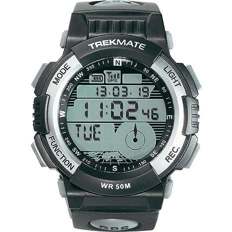 Montre GPS outdoor Trekmate GL-002RT-GPS sport et ordinateur