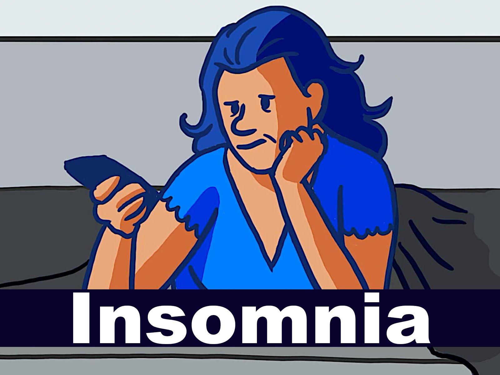 Insomnia - Season 1