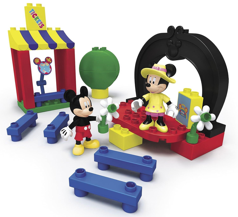 Mega Bloks 7901 – Mickey Maus Clubhaus Mickey's Spielplatz jetzt kaufen