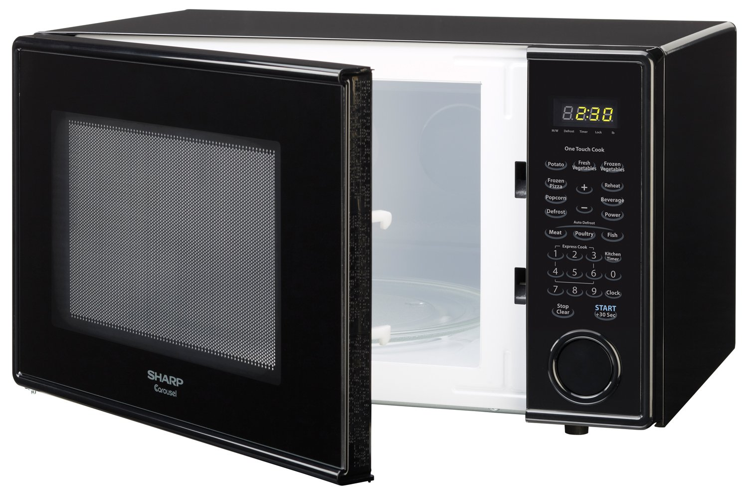 Sharp Countertop Microwave Oven Zr309yk : Best Wall Ovens for Home Use - Top Best Kitchen Wall Ovens Reviews