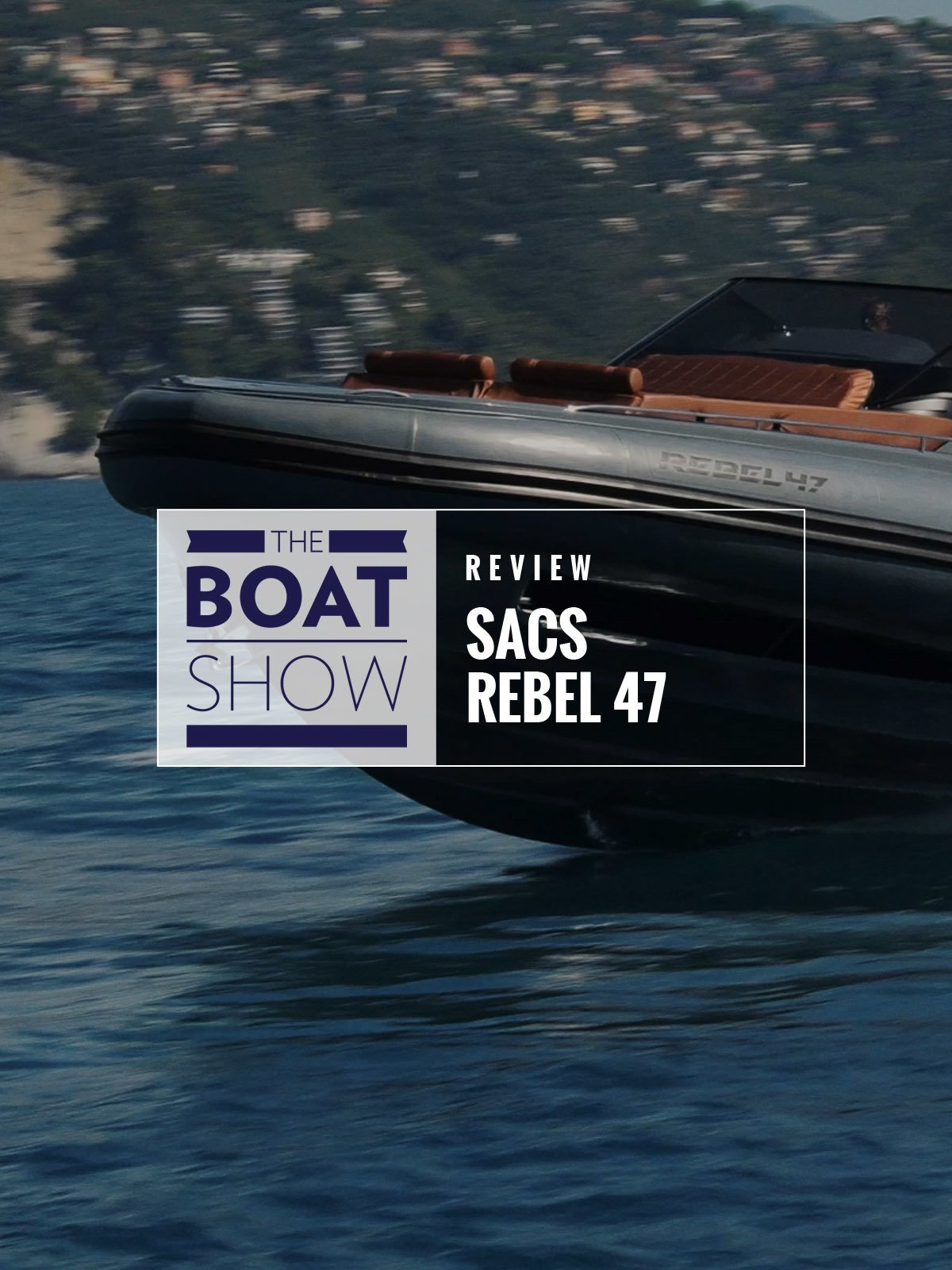Review: Sacs Rebel 47 on Amazon Prime Video UK