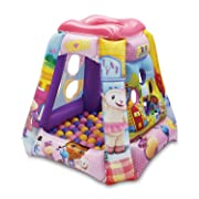 Disney Doc Mcstuffins The Doc is in Playland with 20 Balls