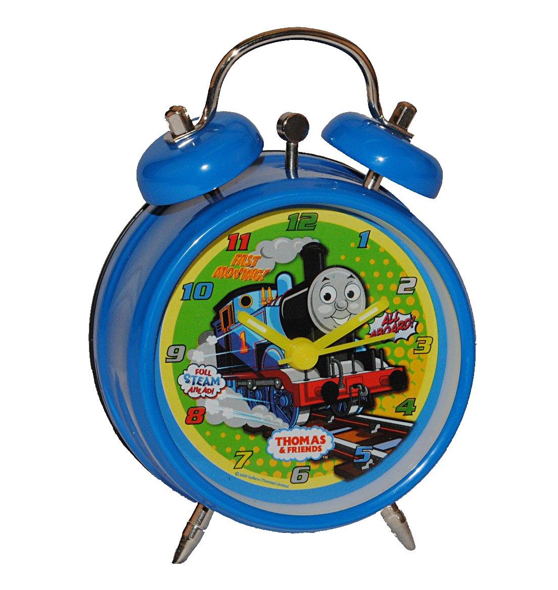 Kinderwecker Thomas and friends – Kinder Wecker blau und seine Freunde Lokomotive Eisenbahn Lok Metallwecker Metall Jungen Alarm Analog online bestellen