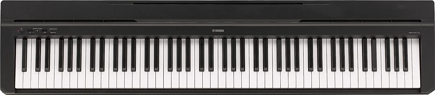 yamaha p 35b electric keyboard piano full size the. Black Bedroom Furniture Sets. Home Design Ideas