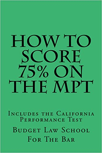 How To Score 75% On The MPT (Free Reading Allowed For Prime Members): (e book)