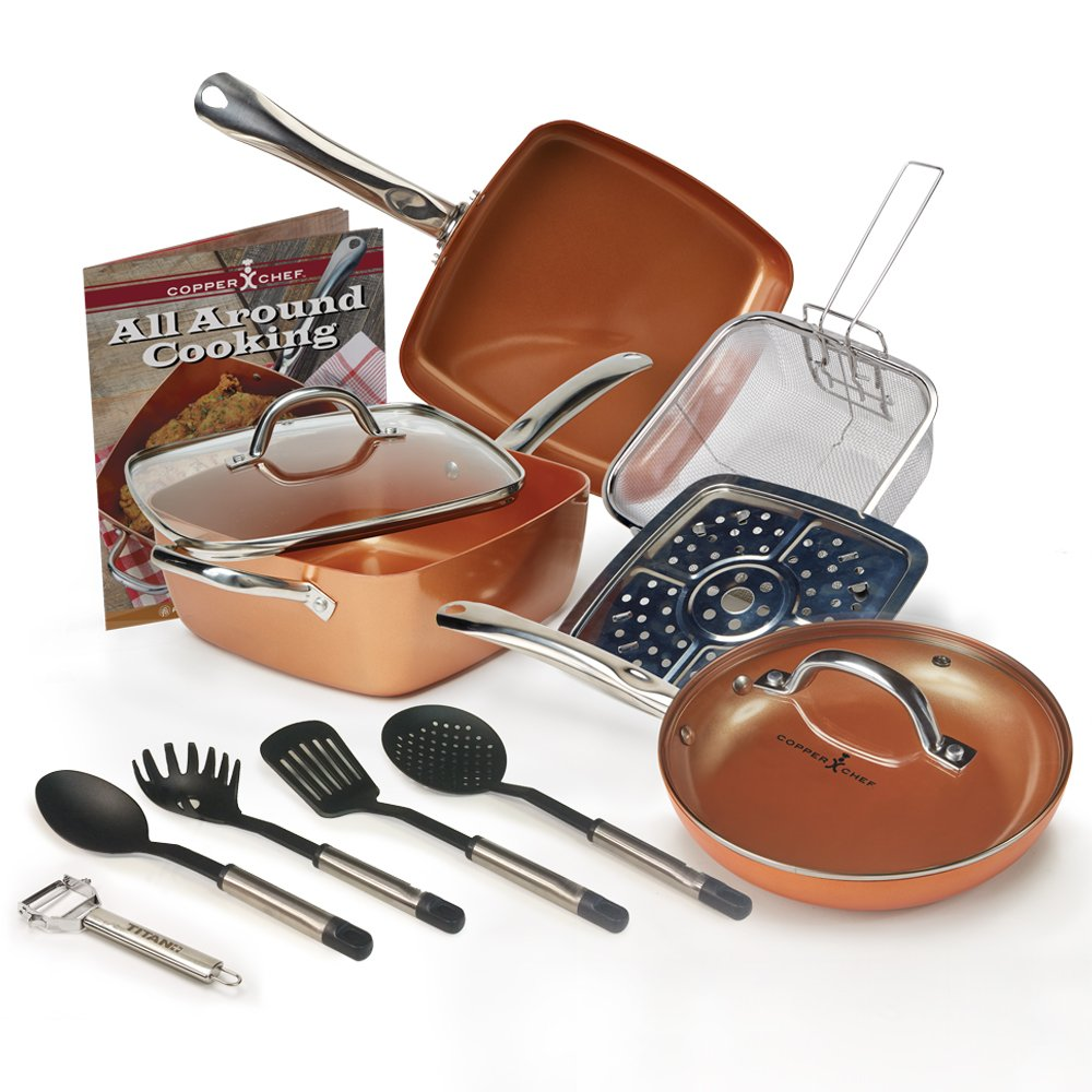 Copper Chef (12 Piece)