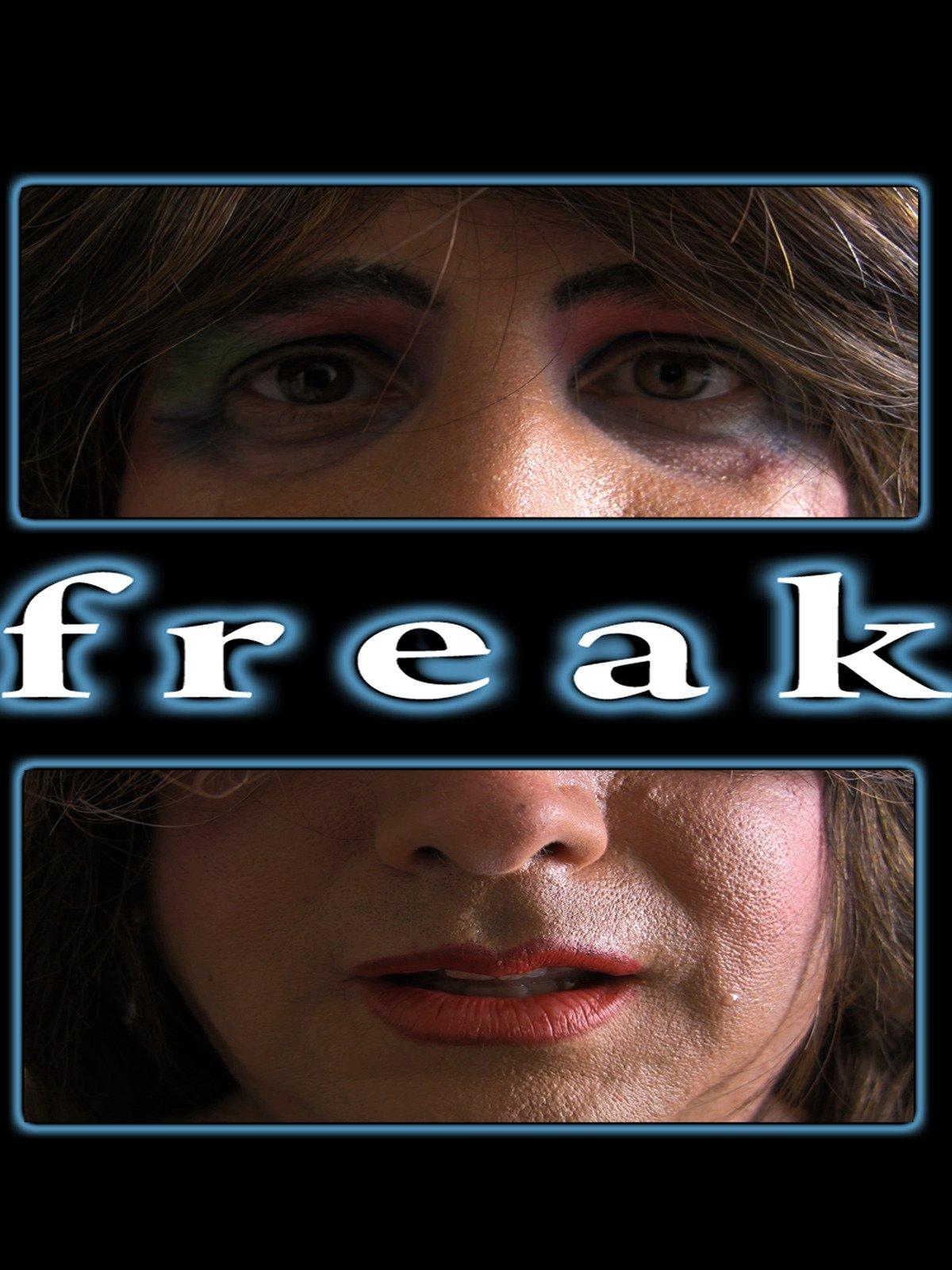 Freak on Amazon Prime Instant Video UK