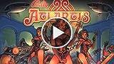 Classic Game Room - ATLANTIS Pinball Machine Review