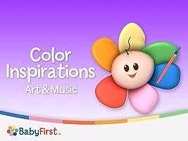 Color Inspirations Art And Music Season