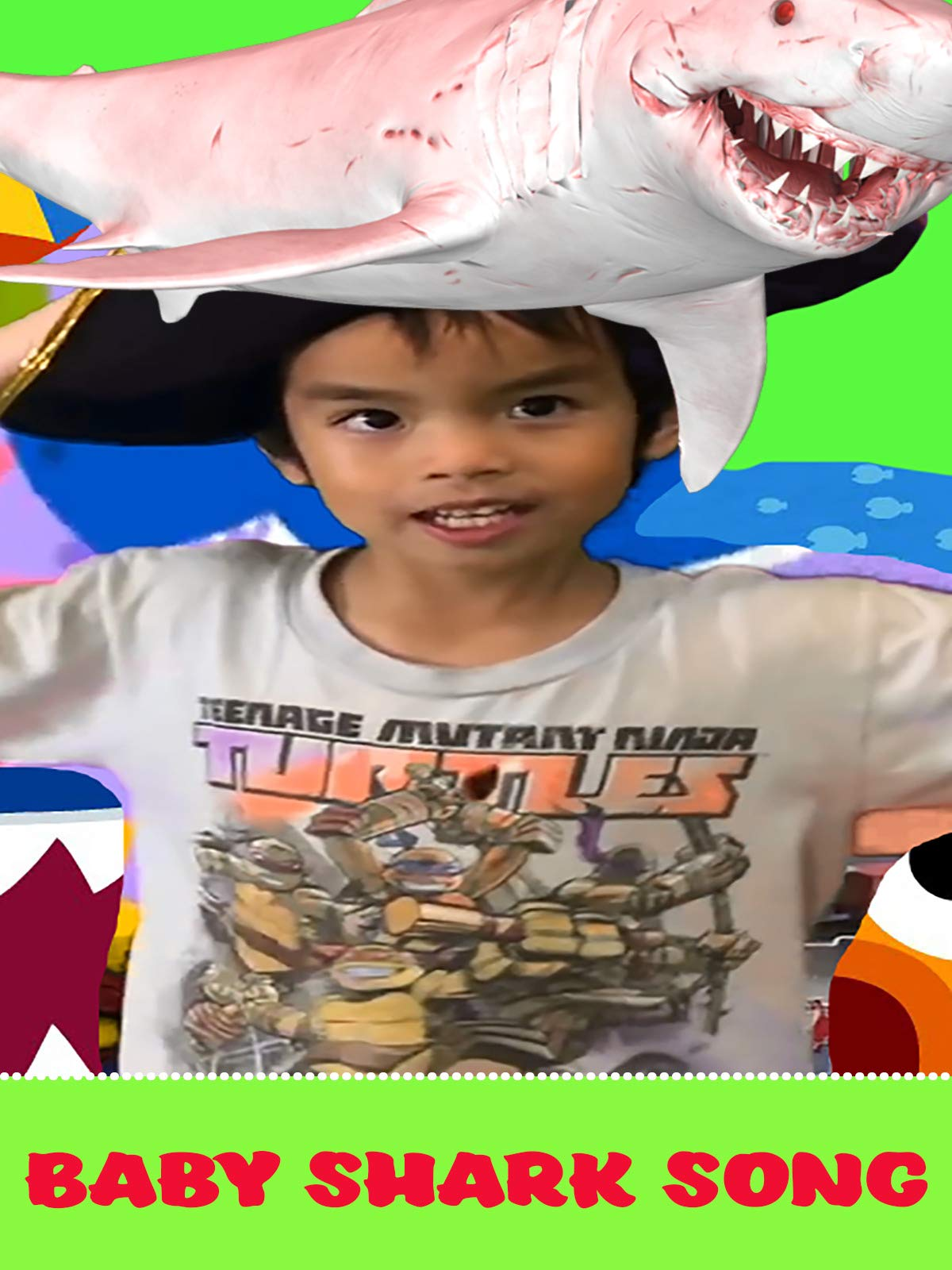 Baby Shark Song on Amazon Prime Instant Video UK