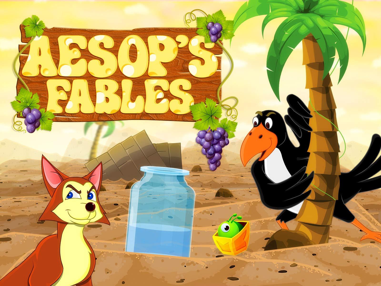 Aesop Fables - Season 1