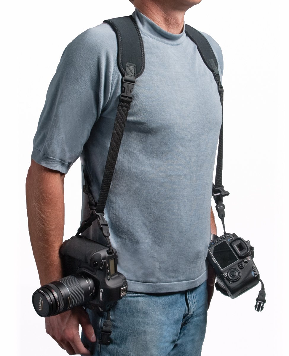 Dslr Camera Harness Harness Carries 2 Cameras