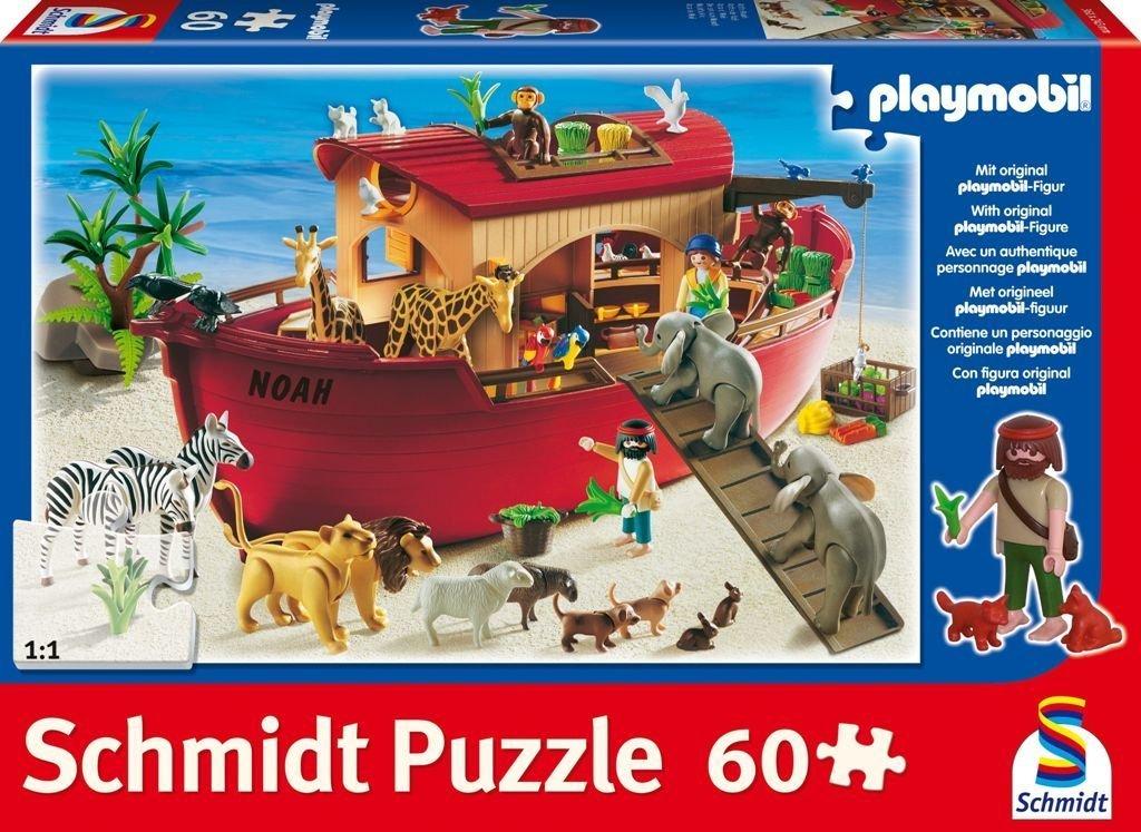 Schmidt – Playmobil, Arche Noah, 60 Teile Puzzle jetzt kaufen