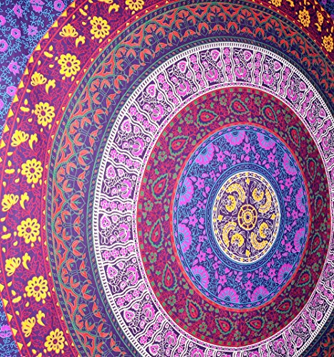 rawyal-barhmeri-circle-de-flores-glorafilia-multicolores-mandala-tapiz-indio-colgar-en-la-pared-54-x