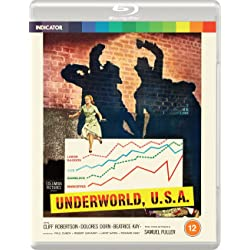 Underworld U.S.A. [Blu-ray]
