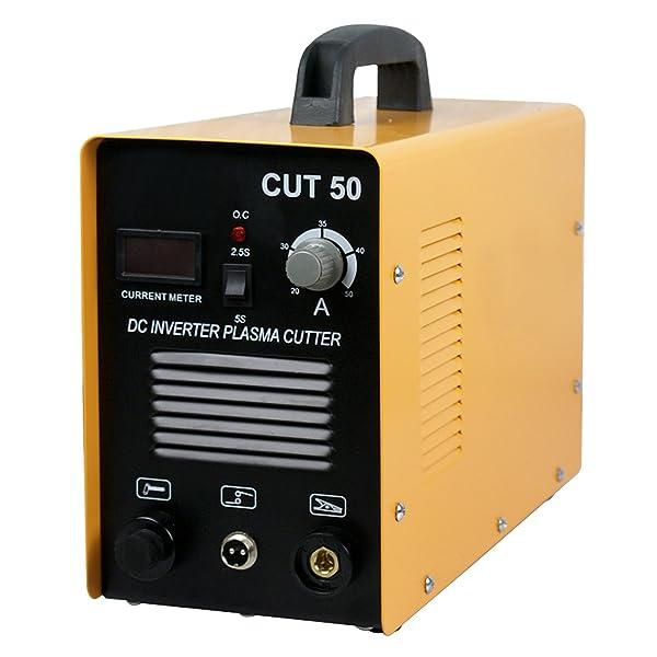 40Amp 220V DC Inverter Plasma Cutter Cutting Machine w// Regulator Gauge