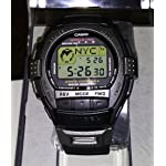 Casio Rare Vintage Cell Phone Vibration World time Alarm VIVCEL Watch VCL120-1