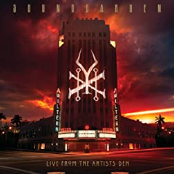 Soundgarden: Live From The Artists Den [Explicit] [Blu-ray]