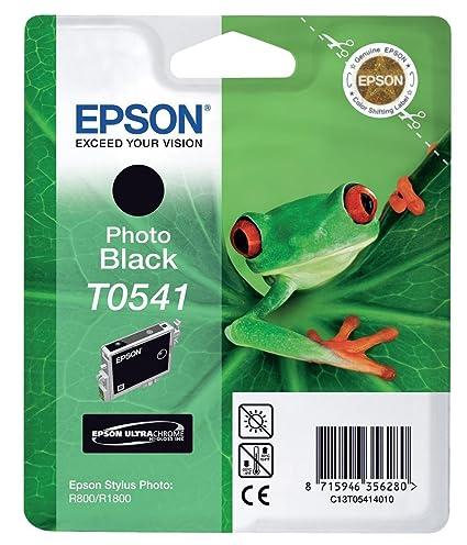 EPSON Cartouche jet d'encre noire C13T054140