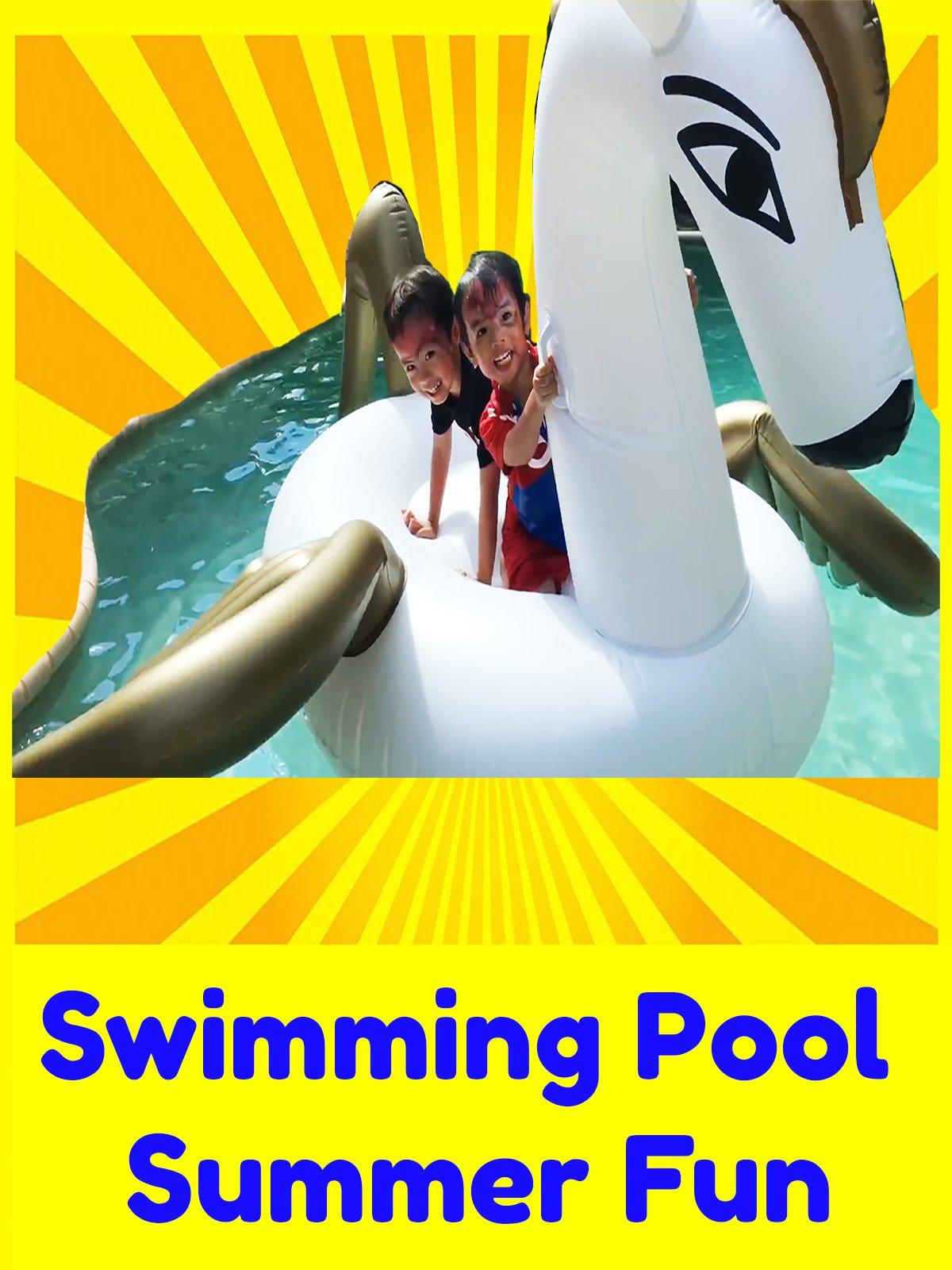 Clip: Swimming Pool Summer Fun on Amazon Prime Video UK
