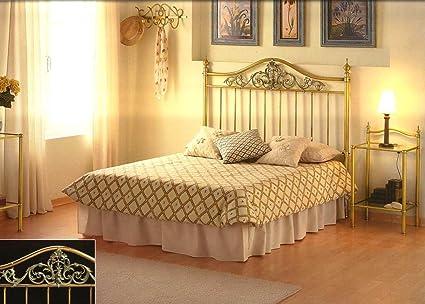 Lits en laiton et têtes de lit: modèle LE HAVRE.