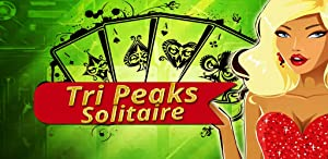 Pyramid Tri Peaks Solitaire Free - Card Towers Game Pack for Kindle Fire by Sankeerna C Wali
