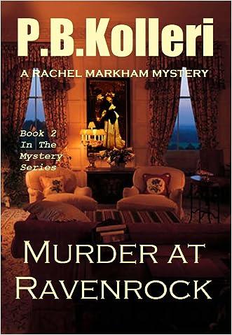 Murder at Ravenrock (Rachel Markham Mystery Series Book 2)