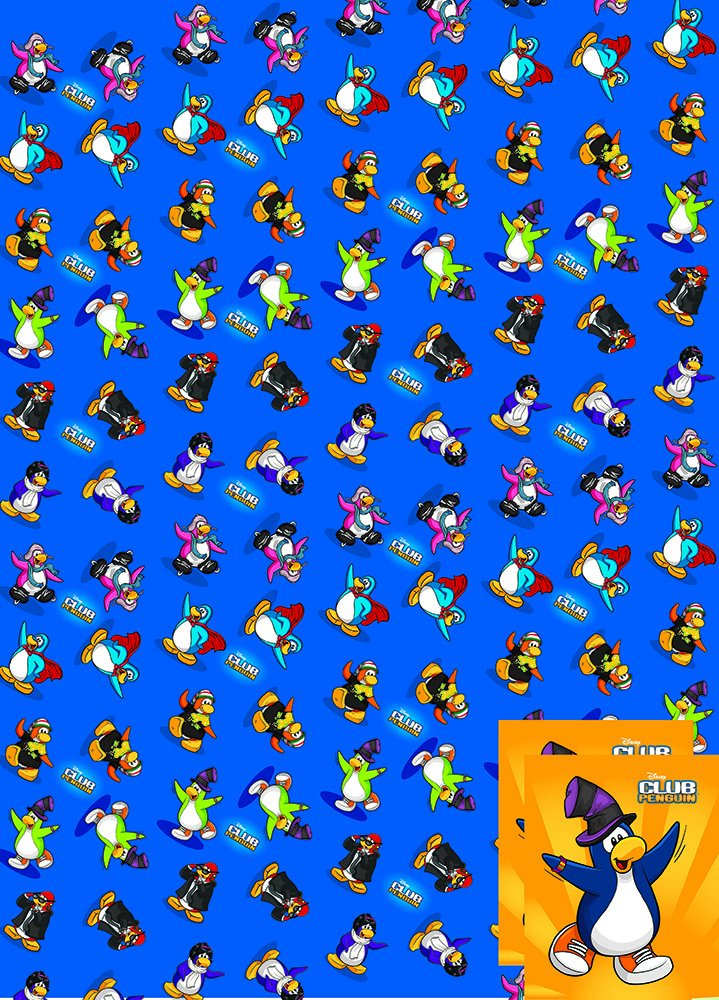 Disney Club Penguin 2x Gift