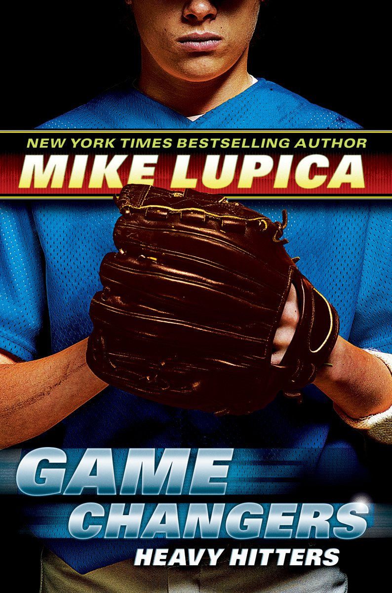 mike lupica travel team book report