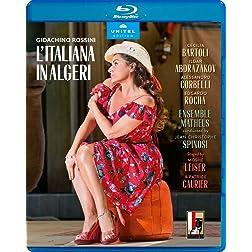 Rossini: Litaliana In Algeri Cecilia Bartoli; Ildar Abdrazakov; Edgardo Rocha  Unitel Edition: 801904 [Blu-ray]
