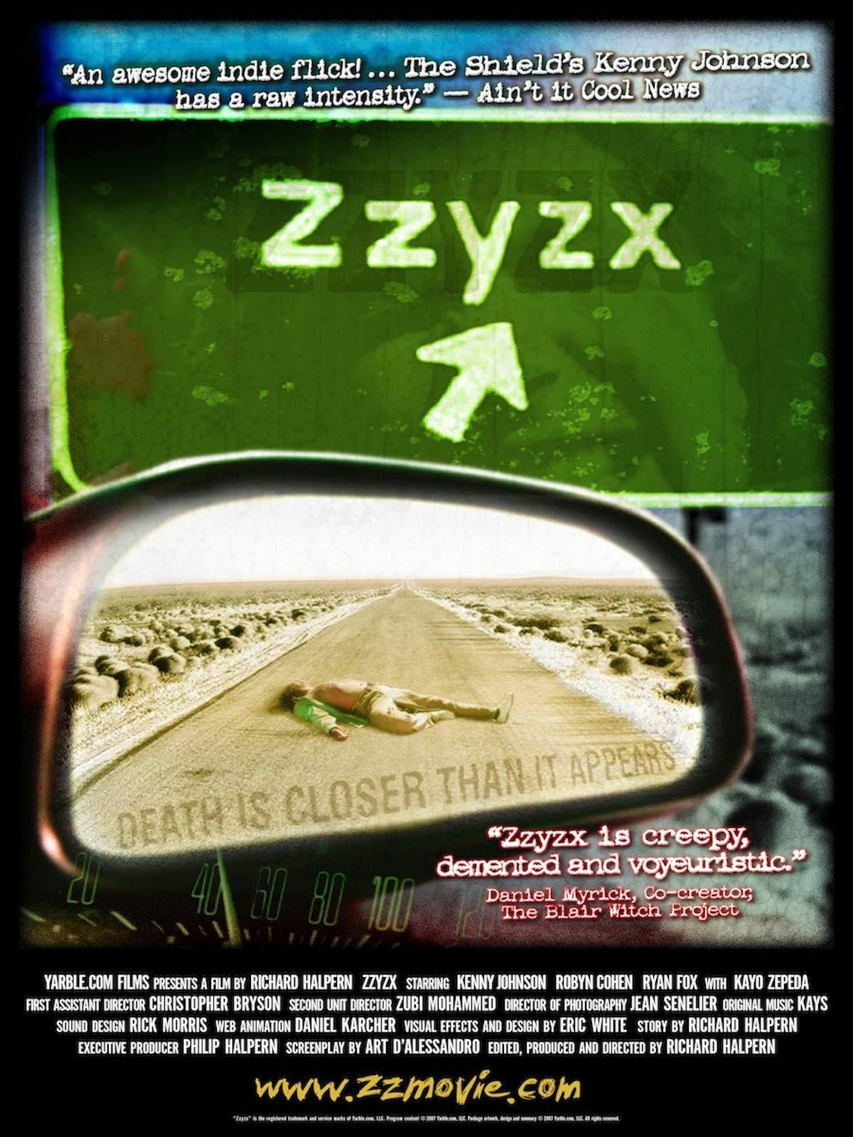 ZZYZX on Amazon Prime Video UK