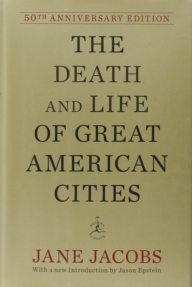 The Death and Life of Great American Cities ISBN-13 9780679644330