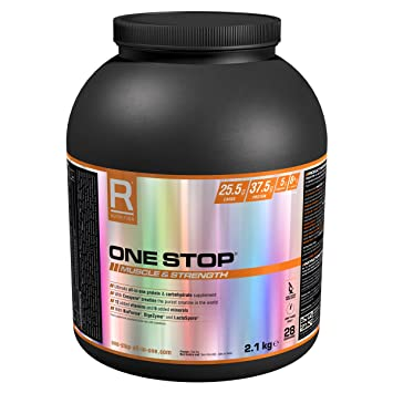 Reflex Nutrition One Stop All in One Solution Gainer-Chocolate Mint