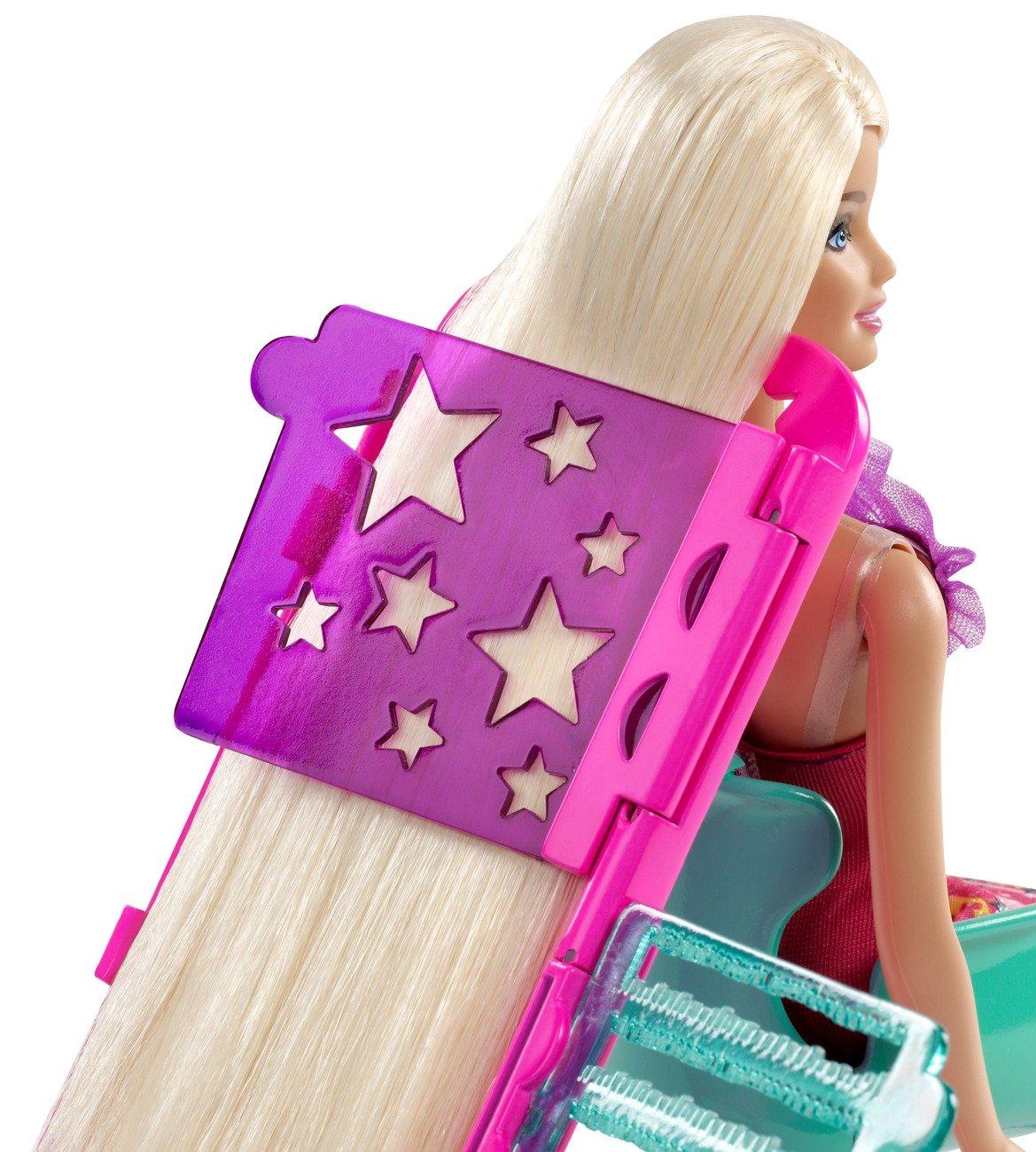 Mattel barbie il salone del colore x2345 toysfun - Barbie senza colore ...
