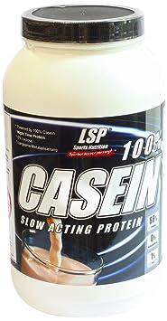LSP 100% Casein Kirsch, 1er Pack (1 x 1 kg)