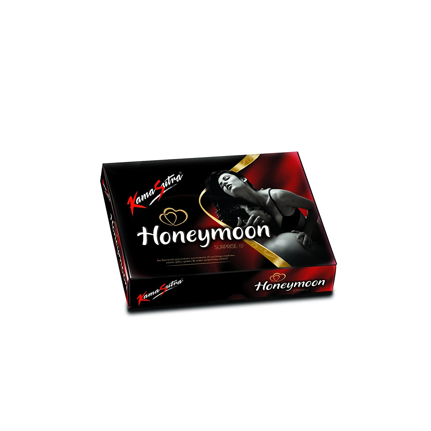 KamaSutra Honeymoon Surprise Pack - 21 Condoms