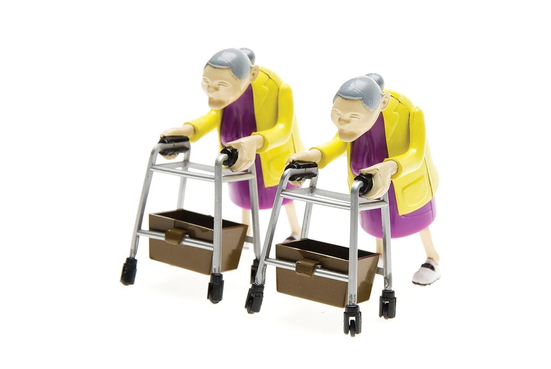 Bluw Inc. Racing Grannies