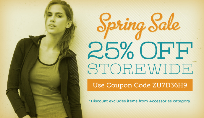 25% off store wide