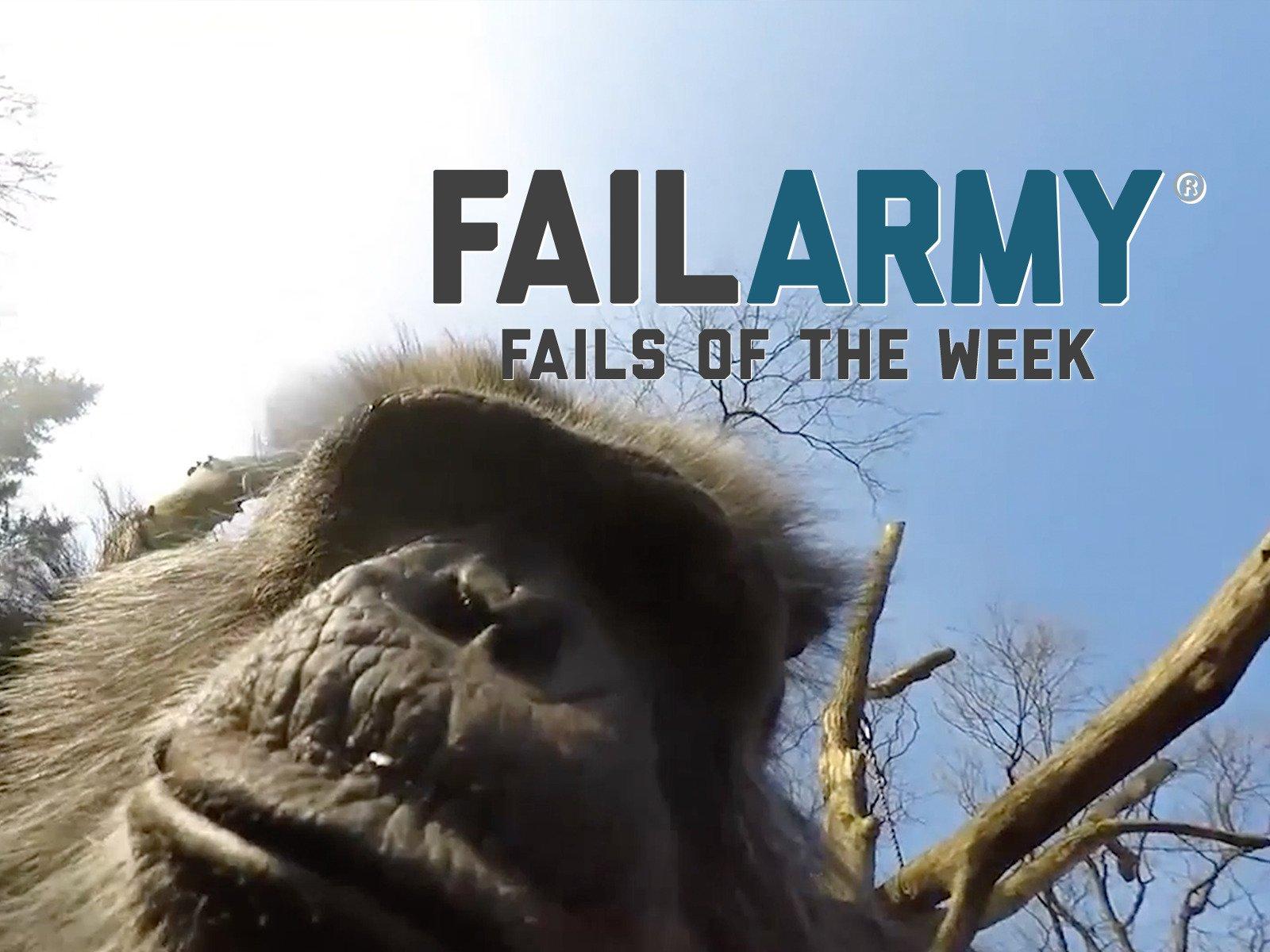 Clip: Fails of the Week - Season 6