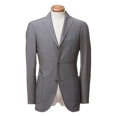 Ruggero Rossi Cotton Jacket BYJ-05: Grey
